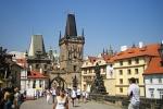 Индивидуальная автомобильно-пешеходная экскурсия по Праге (3 часа)