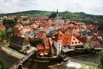 Индивидуальная экскурсия в город Чешский Крумлов + замок Глубока над Влтавой