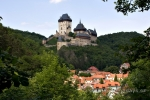 Экскурсия в замок Карлштейн и замок Кршивоклат