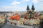 Пешеходная экскурсия по Праге: Старый Город в 14.00 - Во время экскурсии вы увидите Карлов мост, Староместскую площадь, астрономические часы Орлой,Порохоые ворота и другие достопримечсательности...