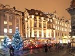"""Новый год в ресторане """"U Prince"""" на Староместской площади (МЕСТА ЗАКОНЧИЛИСЬ)"""