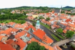 Экскурсия в город Чешский Крумлов и замок Глубока над Влтавой