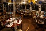 Новогодний ужин с живой музыкой на теплоходе Jazz Boat